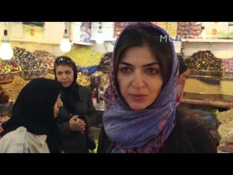 Travel Guide To Tehran - The Grand Bazaar