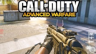 cod advanced warfare multiplayer gameplay hardpoint on riot new online footage call of duty aw