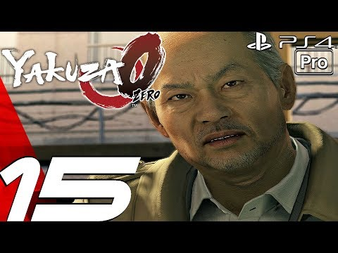 YAKUZA 0 - Gameplay Walkthrough Part 15 - Underground Fight Club (PS4 PRO)
