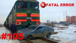 🚘🇷🇺[ONLY NEW] Russian Car Crash Road Accidents Compilation (06 January 2018) #105