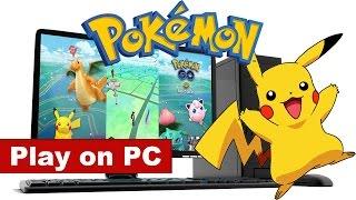 Pokemon GO on PC - Teleport FAKE GPS HACK Tutorial !