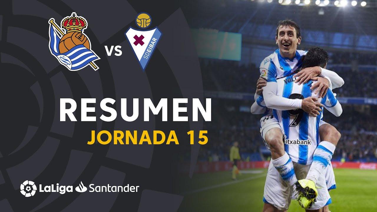 Реал Сосьедад  4-1  Эйбар видео