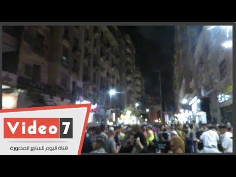 زحام شديد على سينمات وسط البلد فى ثالث أيام عيد الفطر  - 03:21-2018 / 6 / 18