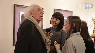 Неповторимый Юрий Купер в музее им  Крамского