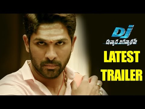 DJ-Duvvada Jagannadham Latest Trailer ||...