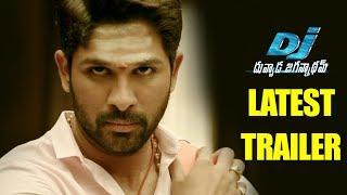 Dj-duvvada jagannadham latest trailer || allu arjun, pooja hegde || dsp
