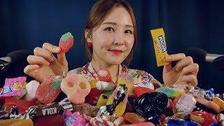 돌아온 스웨디시 젤리 ASMR Swedish Candy Eating sounds