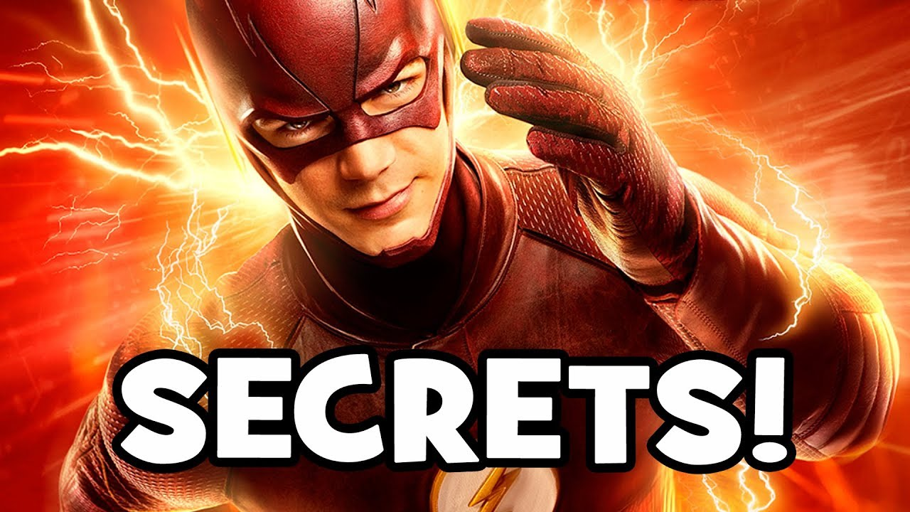 10 Things You Didn't Know About THE FLASH - YouTube