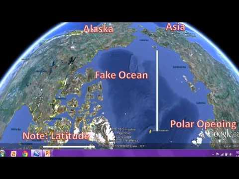 Mt Meru Inner Earth 90 Arctic Latitude Youtube