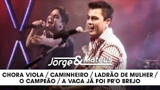 Chora,Viola/Caminheiro/Ladrão De Mulher /O Campeão /A vaca Já Foi Pro Brejo