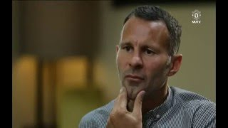 Ryan Giggs interview part 1