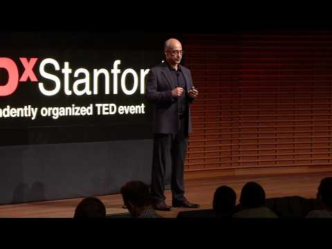 Know your inner saboteurs: Shirzad Chamine at TEDxStanford