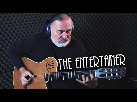 The Entertainer   Igor Presnyakov   Fingerstyle Guitar