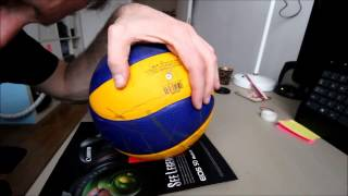 How to repair punctured ball