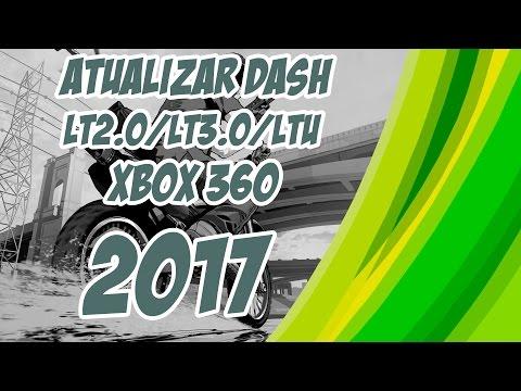 Atualizando Dash Xbox 360 - 2017 - LT2.0/3.0/LTU + EXPLICAÇÕES