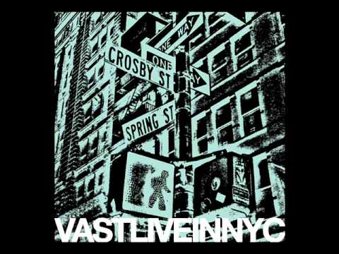 VAST You Should Have Known I'd Leave Live In NYC