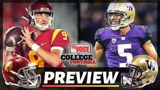 USC Trojans - Washington Huskies Preview