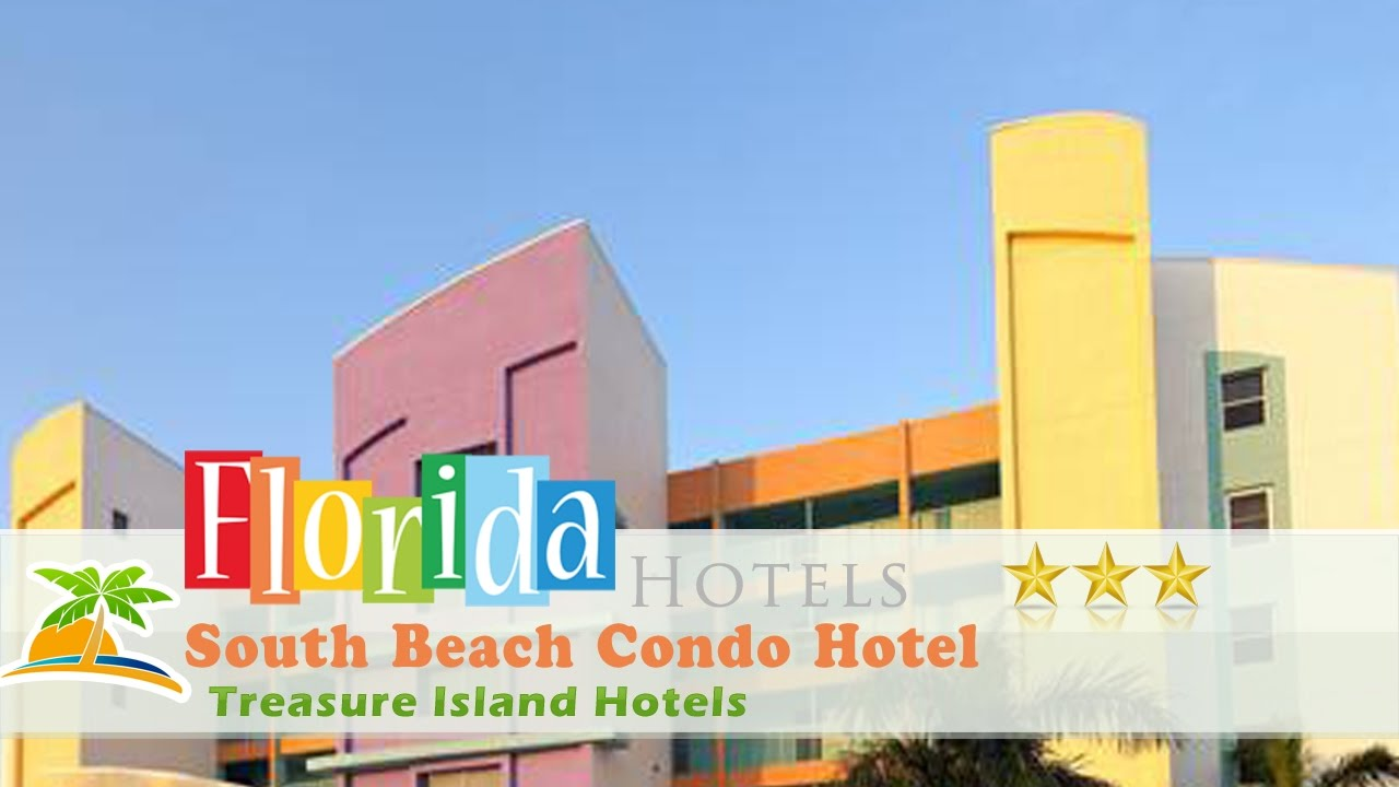 South Beach Condo Hotel Treasure Island Hotels Florida