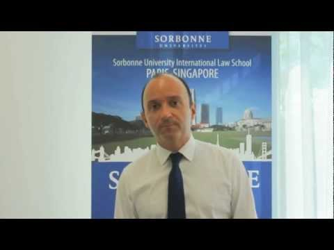 International Law School - Sorbonne Assas