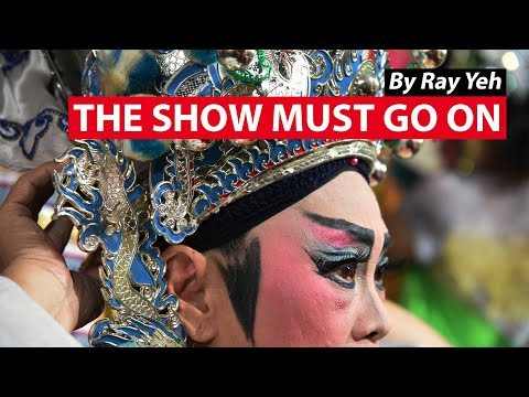 The Show Must Go On: Chinese Street Opera | CNA Insider
