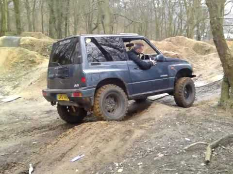 4X4 Off Road >> SUZUKI VITARA OFF ROAD ANTICS AGAIN - YouTube