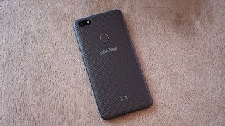 5 cool things about Cricket Wireless and the ZTE Blade X