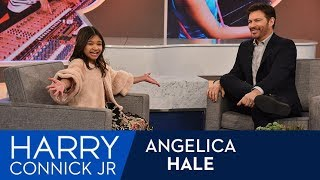 """Angelica Hale on Overcoming Challenges, """"America's Got Talent,"""" & Her Parents"""