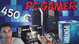 [FR] CONFIG PC GAMING | 450€ ! | MAI 2017 | iFormatic |