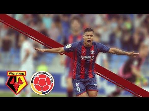 "Juan Camilo ""Cucho"" Hernández • Raw Diamond • SD Huesca • Goals & Skills"