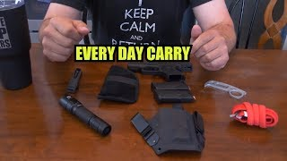 A Cop's Every Day Carry (EDC) | Mike the Cop