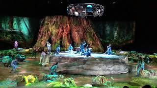 Цирк Дю Солей: Шоу Аватар (Avatar, Toruk), Бангкок. Видео 1