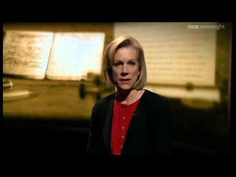 Juliet Stevenson reads Virginia Woolf's suicide note