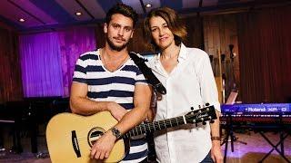 «Songmates» ? Sina und Bastian Baker