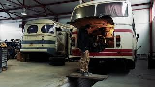 Обзор автобуса ЛАЗ 695н и ЛАЗ 699р у Кузницы Тест Драйва! (LAZ USA)