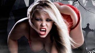 Самые Сексуальные Девушки Вампирши!