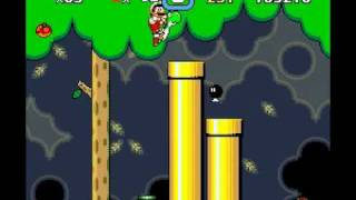 Super Mario World - Forest of Illusion 3 (Alternate Exit)