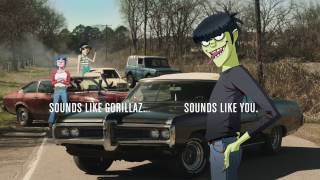 Pandora  Sounds Like Gorillaz