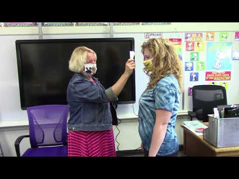 Shrine Catholic Grade School 2020 2021 Welcome Back Video