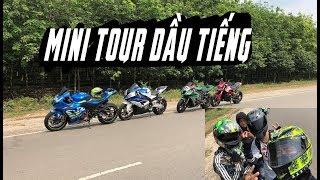 VinhPhan 07 motoVlog - Mini tour Dầu Tiếng - 3Some Team