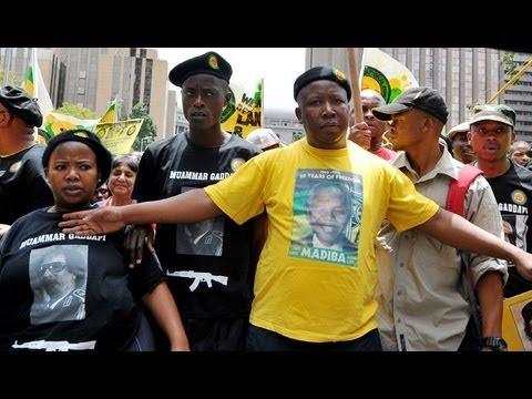 Dispatch: Succession Politics in South Africa