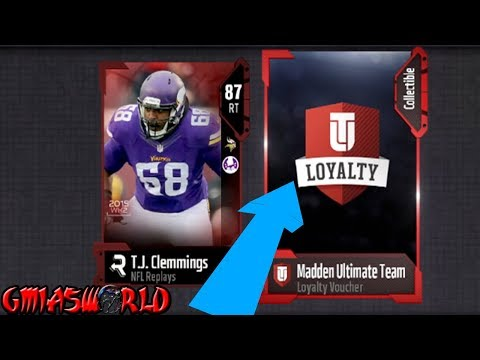 Madden 18 Tips: THIS IS WHY YOU SHOULD COMPLETE YOUR WEEKLY OBJECTIVES FOR LOYALTY BADGES | MUT 18