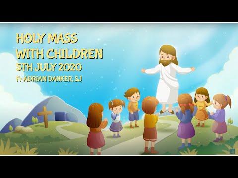 Catholic Sunday Mass Online (with Children) - Sunday, 14th Week of Ordinary Time 2020