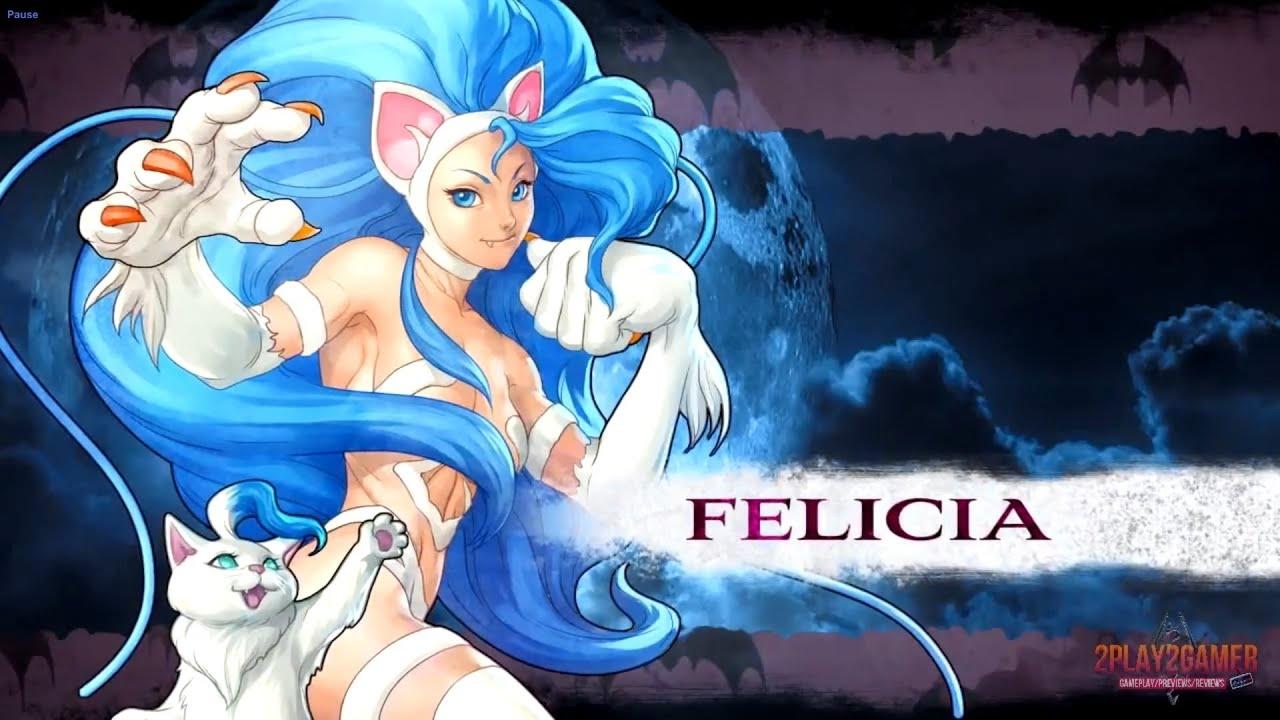 Felicia darkstalkers