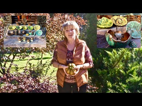 Фигурки для сада из цемента своими руками мастер класс