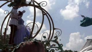 Walt Disney World セレブレート・ドリーム・カム・トゥルー・パレード ...