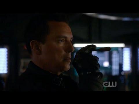 Arrow 5x22 Return of Malcolm Merlyn