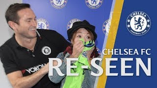 Lampard Photobomb Surprise & Drogba's First Hat-Trick | Chelsea Re-seen
