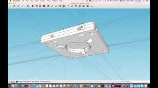 SketchUp to Laser Cutter Pt.2: 3D parts