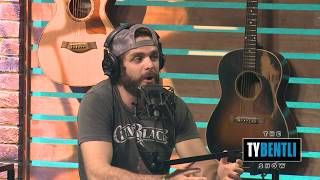 Thomas Rhett Explains the Signifigance of Center Point Road - The Ty Bentli Show