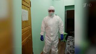 В Республике Коми 53 пациента больницы Эжвинского района Сыктывкара оказались заражены коронавирусом